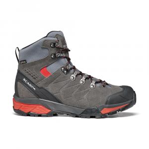 ZG TREK GTX WMN   -   For moving fast on alpine hikes, waterproof   -   Titanium-Red Ibiscus / Last Medium