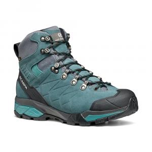 ZG TREK GTX WOMAN   -   Trekking per escursioni veloci, leggero, Impermeabile   -   Nile Blue-Gray-Lagoon / Forma Media