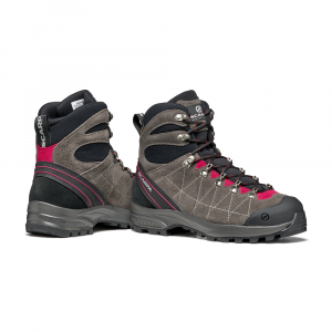 R-EVO(LUTION) GTX WMN   -   Trekking media difficoltà , camminate estive   -   Titanium-Cherry