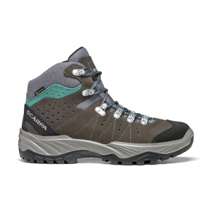MISTRAL GTX WMN   -   For hiking on paths with lightweight backpacks   -   Smoke-Lagoon