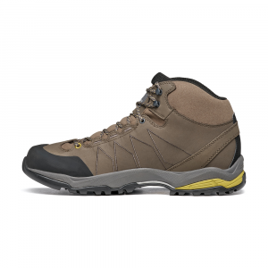 MORAINE PLUS MID GTX   -   Hikinh su terreni misti, Impermeabile   -   Charcoal-Sulphur Green