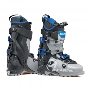 MAESTRALE XT   -   For the most advanced backcountry skiers   -   Cool Gray/Black/Blue