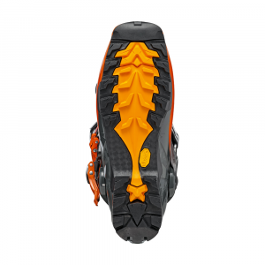 MAESTRALE   -   Sci alpinismo di precisione   -   Orange-Anthracite