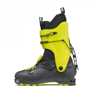 ALIEN   -   Entry-level ski mountaineers   -   Carbon Grilamid LFT/Yellow