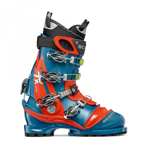 TX PRO   -   Scarpone polivalente, backcountry   -   Lyons Blue-Red Orange