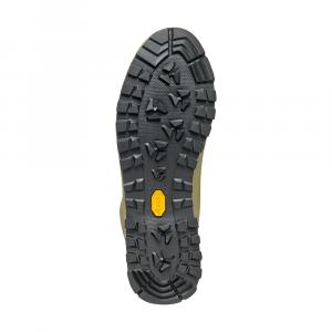ZERO8   -    Free time footwear   -   Green Bamboo (Nabuck)