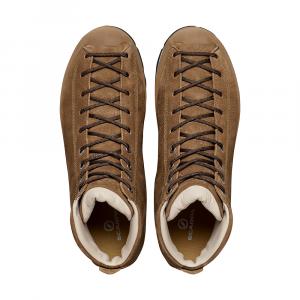 ZERO8   -    Free time footwear   -   Chiocolate (Nubuck)