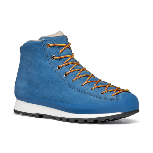 ZERO8   -    Free time footwear   -   Blue (Nubuck)