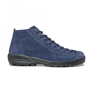 MOJITO CITY GTX  -   Comfortable and waterproof footwear   -   Blue Cosmo (Nubuck)