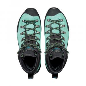 MONT BLANC PRO GTX WMN   -   Alpinismo tecnico   -   Green Blue