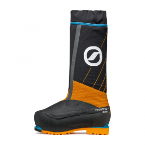 PHANTOM 8000 HD   -   High altitude and freezing temperature, Himalayan climbing   -   Black - Orange