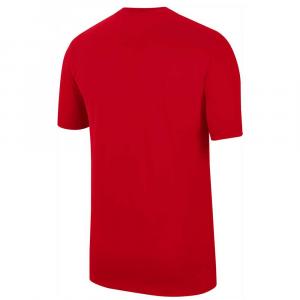 Nike T-Shirt Just Do It Red da Uomo