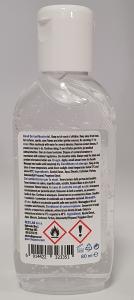Disinfettante mani gel 80 ml