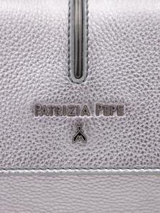 Borsa tracolla Patrizia Pepe 2V5920/A4U8-S560 Argento