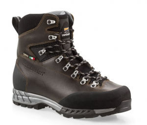 1111 CRESTA GTX RR  -   Hiking  Boots   -   Waxed Dark Brown