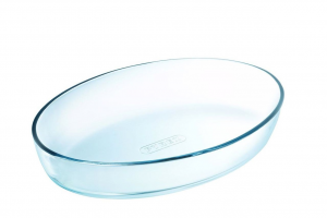 Pirofila in vetro ovale Pyrex Essentials cm.39x27x6h