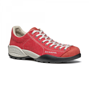 MOJITO CANVAS   -   Sneaker for the city, travel, free time   -   Red
