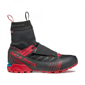 RIBELLE S HD   -   Lightweight for fast and light mountaineering, via ferratas  -   Black-Red