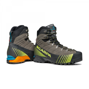 RIBELLE HD   -   Alpinismo veloce, vie ferrate e backpacking   -   Titanium-Lime