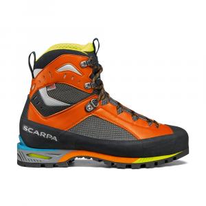 CHARMOZ HD   -   Classic technical mountaineering, via ferrata   -   Shark-Orange