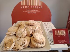 Biscottino Cookie Senza Glutine e Lattosio - 300 gr (10/15 pz)