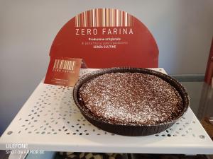 Torta Tenerina Senza Glutine e Lattosio - 350 gr