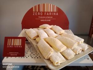 Flauti alla Nocciola Senza Glutine e Lattosio - 200 gr (7/10 pz)
