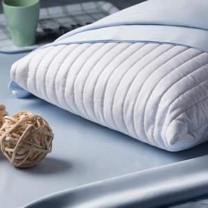 Materasso in Waterfoam Ortopedico Alto 20 cm con Cuscini in Memory Foam in Omaggio, Rivestimento Sfoderabile Effetto Massaggiante, Tessuto Antiacaro, ideale per Tutti Reti e Letti | SLEEPY
