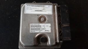 Centralina iniezione usata Fiat Panda 1.3 MJT cod. 51896811