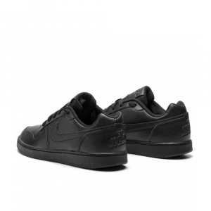 Nike Ebernon Low Total Black da Uomo