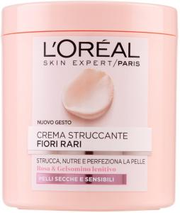 L'Oreal Crema Struccante Fiori Rari 200 ml