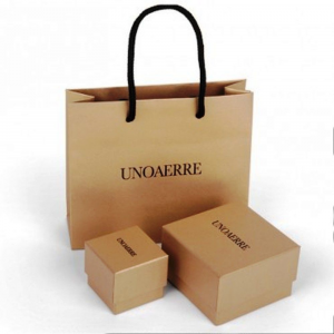 Collana Unoaerre Bronze Onice