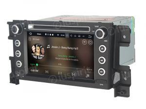 ANDROID 10 autoradio navigatore per Suzuki Grand Vitara 2006-2012 GPS DVD WI-FI Bluetooth MirrorLink