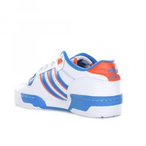Adidas Rivalry Low Blue Orange da Uomo