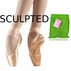 Scarpe da Punta Gaynor Minden modello Sculpted box 4 - busta verde-