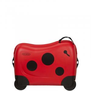 Trolley Kids SAMSONITE DREAM RIDER Coccinella, bagaglio a mano