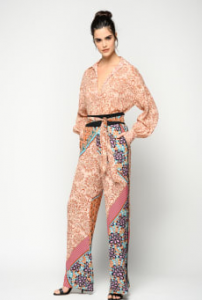 SHOPPING ON LINE PINKO BLUSA A STAMPA FLOREALE FRITTURA 2 NEW COLLECTION WOMEN'S SPRING SUMMER 2020