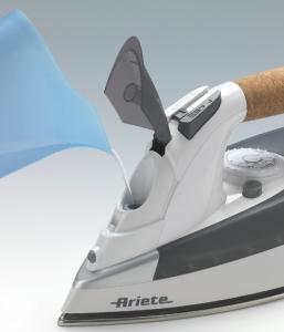 Ariete 6232 Ferro da stiro a secco e a vapore Acciaio inossidabile Grigio 2200 W