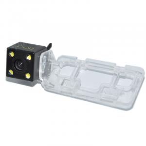 Telecamera retromarcia per VW Touran Jetta Trasporter T5 Caddy Skoda Superb  retrocamera specifica luce targa