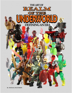 Realm of the Underworld: Libro - THE ART OF REALM OF THE UNDERWORLD DEFINING AN ERA (Zoloworld)