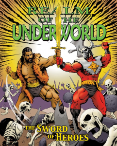 Realm of the Underworld: Minicomic - THE SWORD OF HEROES (Zoloworld)