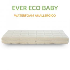 Materasso Ecologico Bimbo in Waterfoam | Ever Eco Baby | Prezzi a partire da