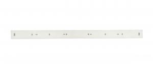 BA 600S Gomma Tergipavimento ANTERIORE per lavapavimenti NILFISK