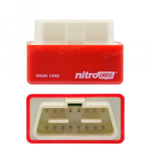 Interfaccia Nitro OBD 2 Diesel Nitro OBD2 Interfaccia per avere più potenza e coppia su le auto Diesel