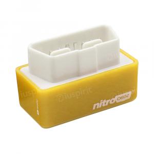 Interfaccia Nitro OBD 2 Benzina Nitro OBD2 Interfaccia per più potenza e coppia per auto a Benzina