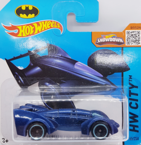 HotWheels: Batman Live! Batmobile (hw city 65/250)
