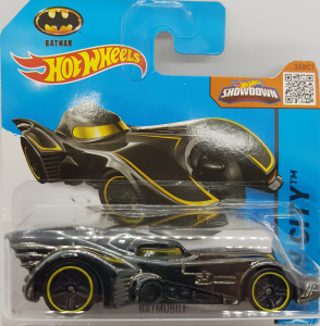 HotWheels: Batman Batmobile (hw city 62/250)