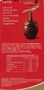 Ovetti pasquali Lindor rossi al latte - Lindt & Sprungli