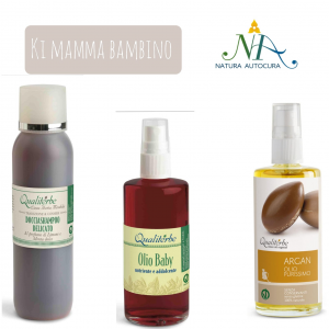 Kit Mamma Bambino Per Gruppo Naturautocura