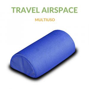 Cuscino Multiuso Travel con tessuto AirSpace